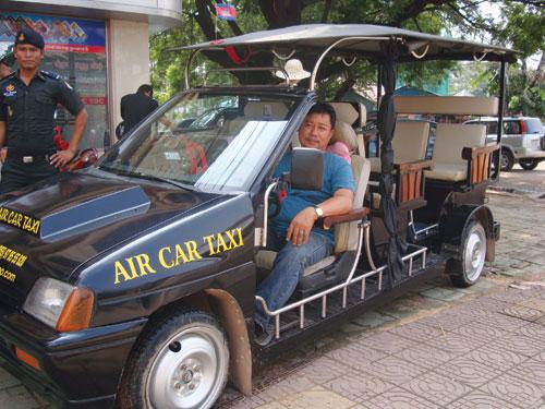 new tuktuk
