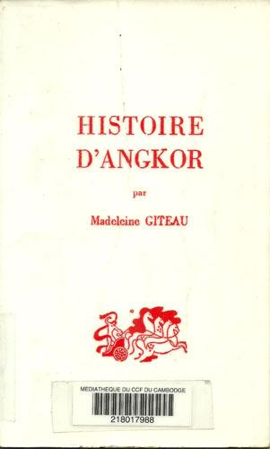 histoire d angkor